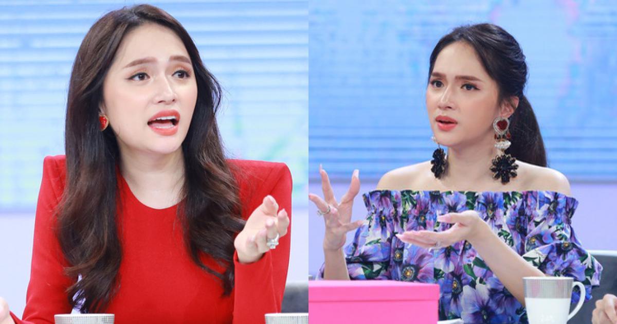 Bị kêu gọi tẩy chay vì nói đạo lý quá nhiều, Hương Giang đáp trả: Tôi không cần phải đẻ được mới được nói mình sẽ làm mẹ như thế nào!