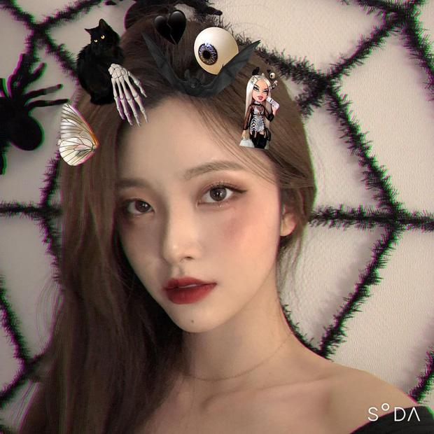 Gợi ý makeup chơi Halloween: Đảm bảo ma mị nhưng vẫn xinh, các nàng không lo visual mất điểm - Hình 2