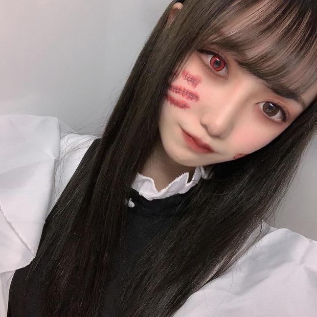 Gợi ý makeup chơi Halloween: Đảm bảo ma mị nhưng vẫn xinh, các nàng không lo visual mất điểm - Hình 5
