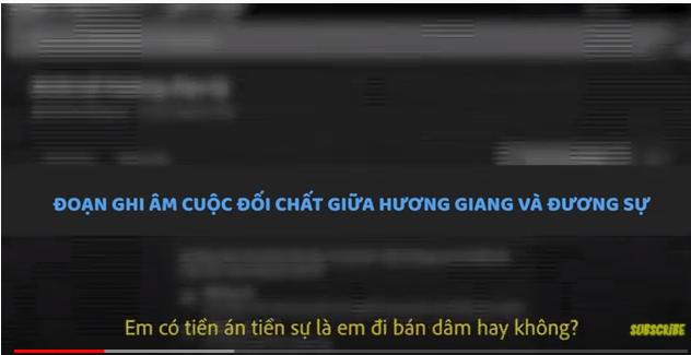 Khẳng định không bán dâm, Hương Giang bị nhắc lại quá khứ cặp bồ với hiệu trưởng và doanh nhân để có tiền - Hình 5