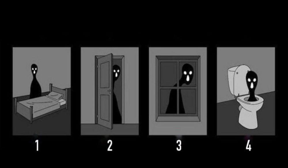 Chọn một chiếc bóng để biết điều gì đang khiến bạn sợ hãi - Hình 1