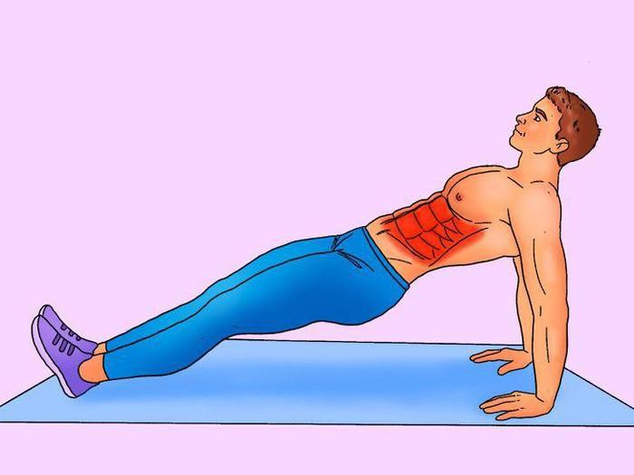 10 phút tập luyện mỗi ngày để có cơ bụng 6 múi săn chắc - Hình 5