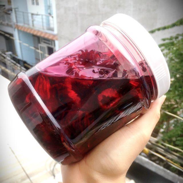 5 ly nước đỏ au giúp da hồng thắm, má đỏ hây: Nhất là nước atiso ngâm - Hình 2