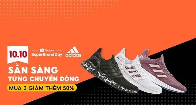 adidas tổ chức 'Ngày siêu thương hiệu' quy mô lớn - Hình 1