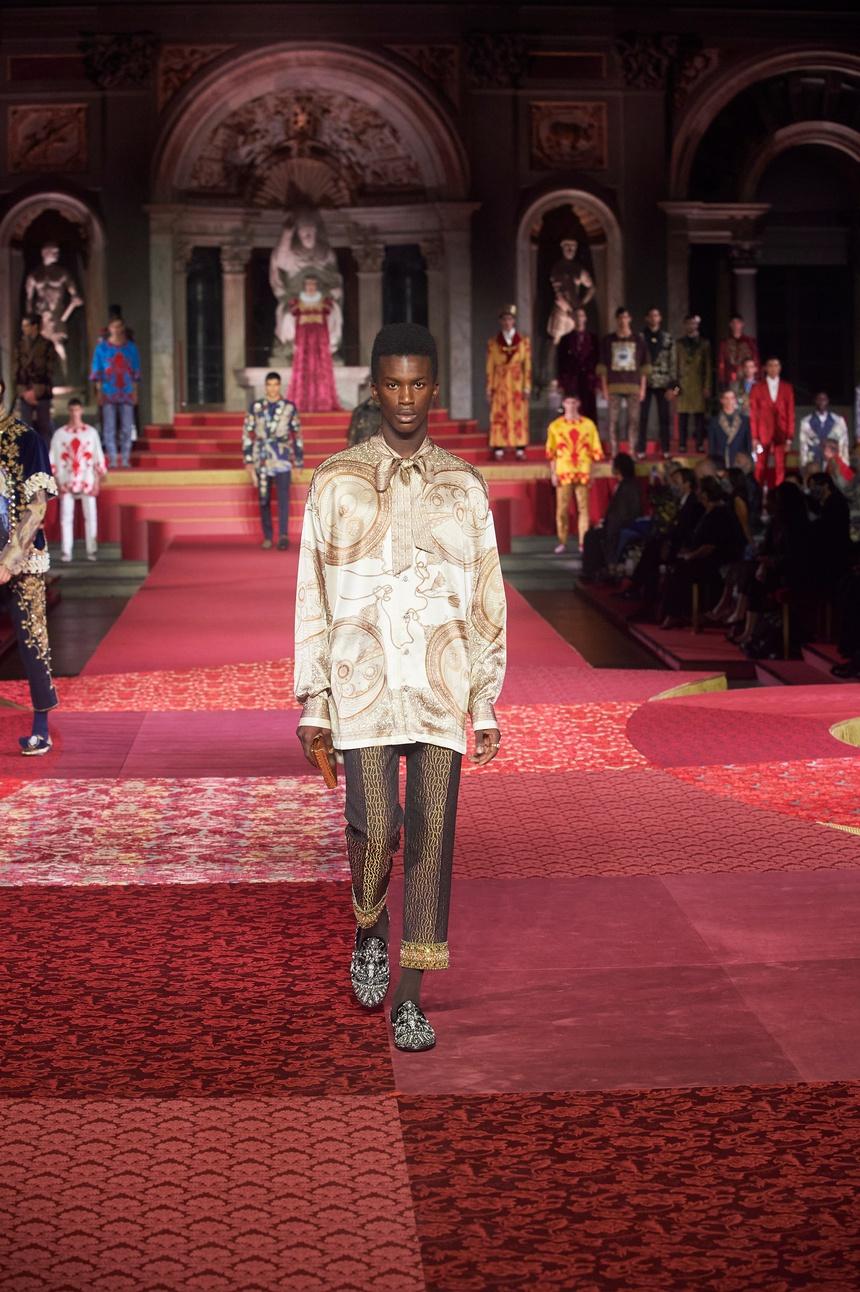 Bộ sưu tập mới nhất của Dolce&Gabbana - Hình 16