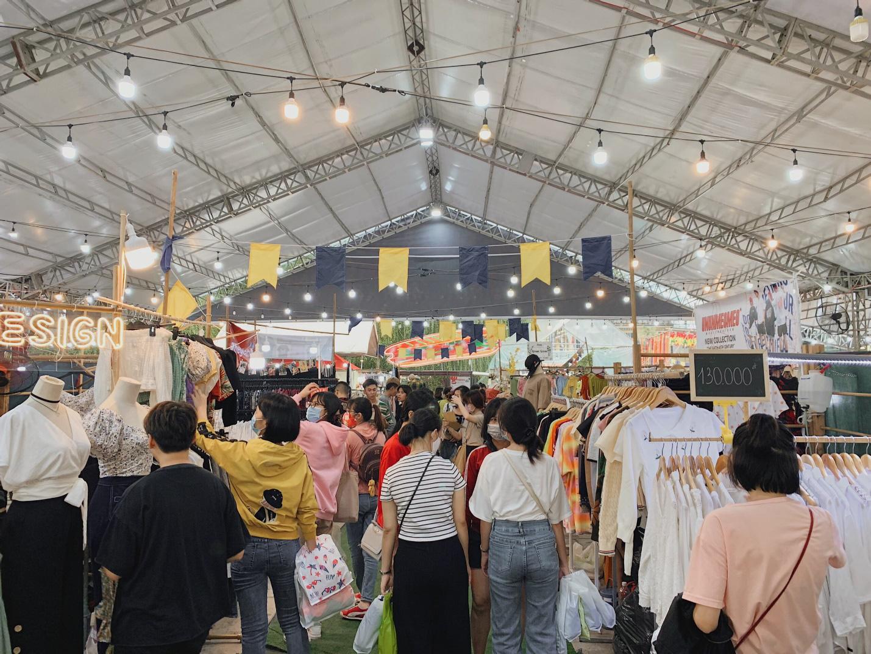 Cháy túi với Ngày hội siêu sale 10-10 ngay tại trung tâm Sài Gòn - Hình 1