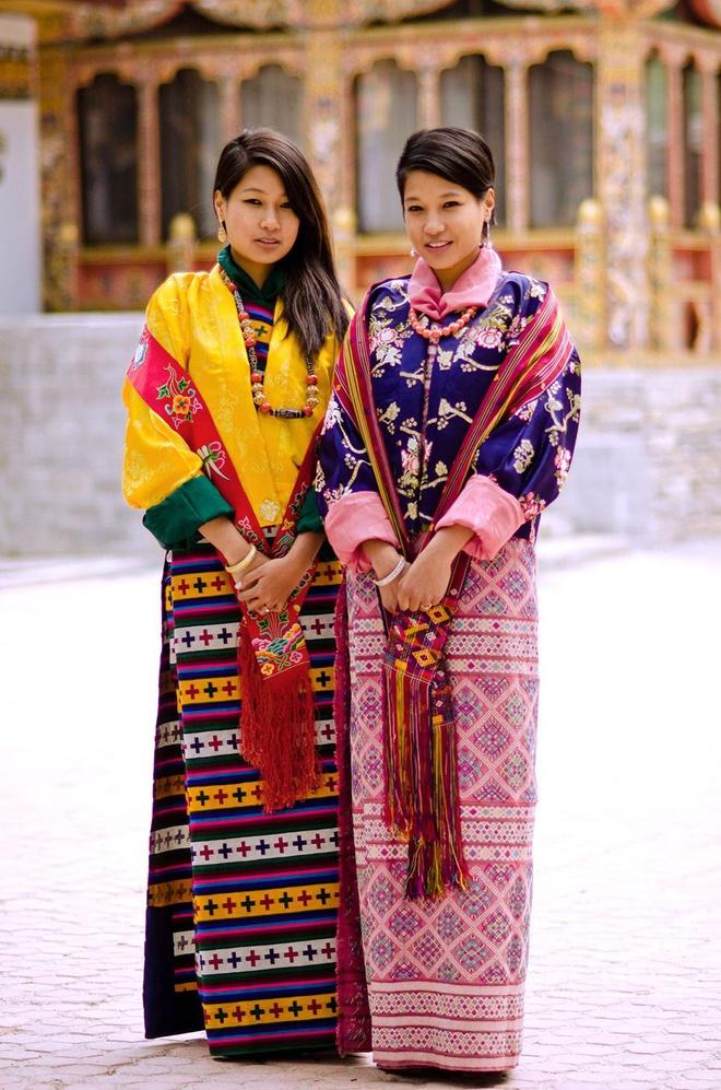 Bí quyết làm đẹp của phụ nữ Bhutan - Hình 7