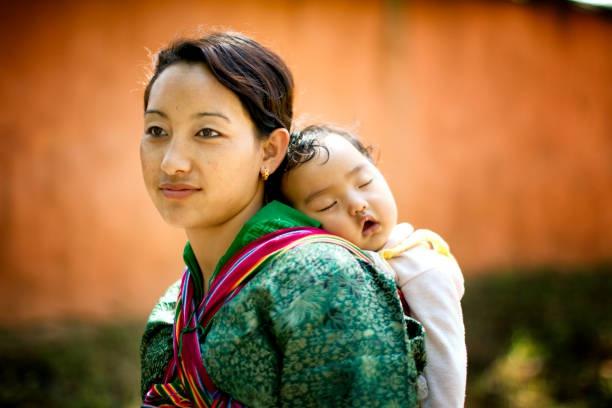 Bí quyết làm đẹp của phụ nữ Bhutan - Hình 9