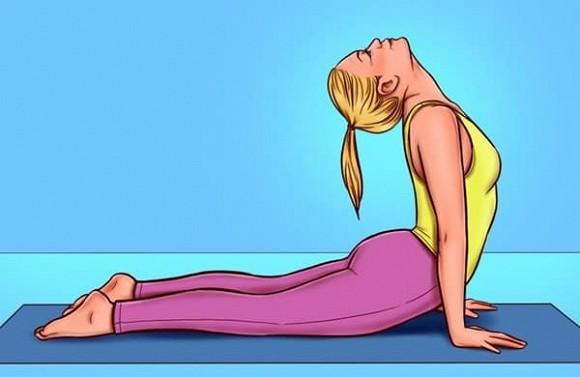 7 bài tập giúp thoát khỏi tình trạng chảy xệ quanh cằm và cổ gà tây - Hình 6