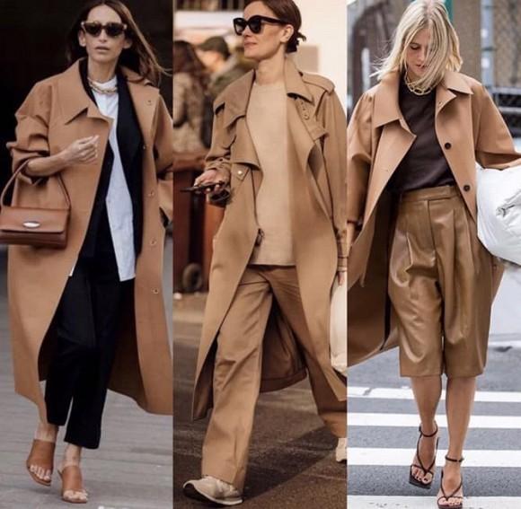Làm thế nào để mặc quần áo lạc đà? Tìm hiểu các cách phối đồ này, vừa thời trang vừa ấm áp và phá cách - Hình 6