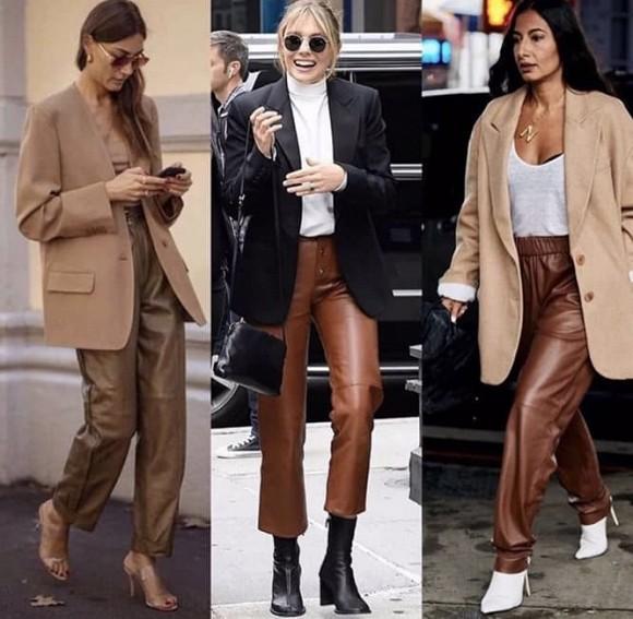 Làm thế nào để mặc quần áo lạc đà? Tìm hiểu các cách phối đồ này, vừa thời trang vừa ấm áp và phá cách - Hình 3