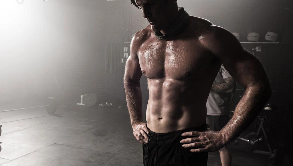 7 cách ngừa mụn lưng khi tập gym - Hình 1