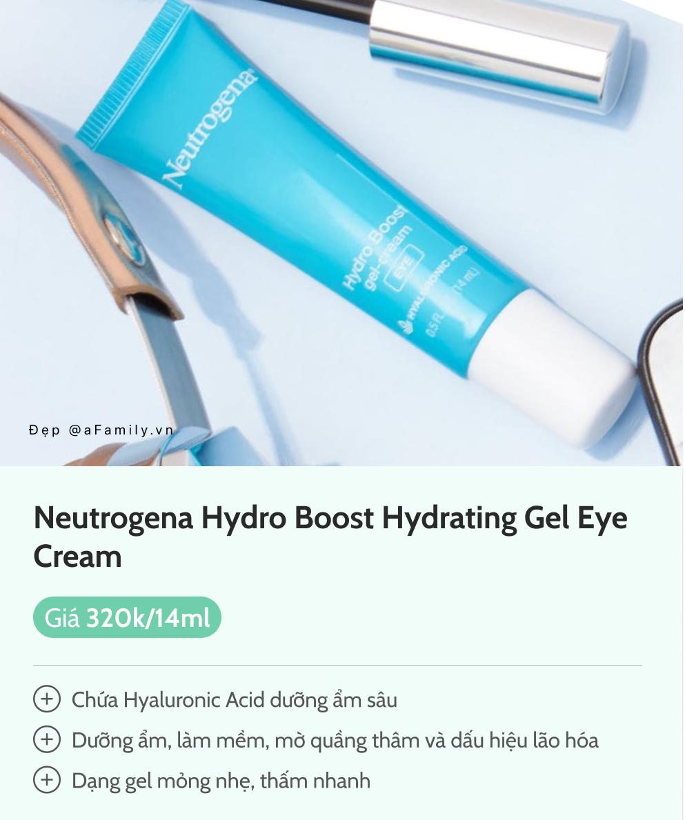 Phụ nữ ngoài 30 cần bỏ túi 5 loại kem dưỡng mắt từ 200k đánh bay nếp nhăn, quầng thâm - Hình 1
