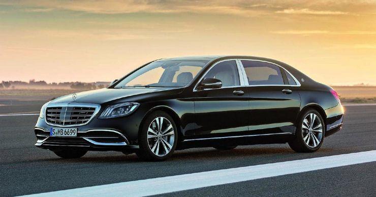 Những chiếc ô tô sang trọng bậc nhất dành cho giới siêu giàu - Hình 3