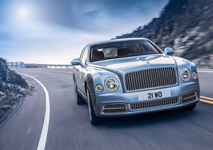 Những chiếc ô tô sang trọng bậc nhất dành cho giới siêu giàu - Hình 2