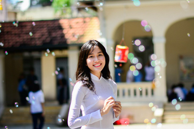 Tiểu thư trường nhà giàu RMIT thi hoa hậu Việt Nam: Cao 1,77m, xếp nhất vị trí này - Hình 1