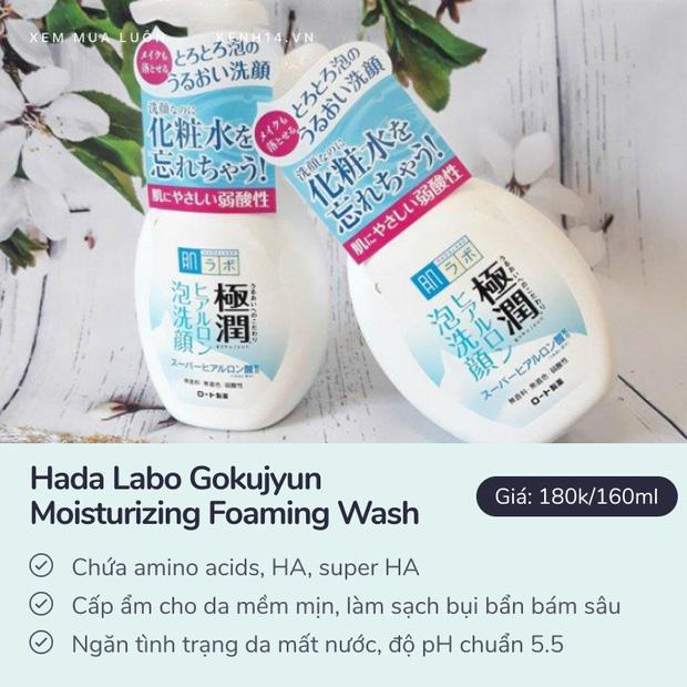 5 sữa rửa mặt dưỡng ẩm xài là thích, loại rẻ nhất chỉ 180k - Hình 6