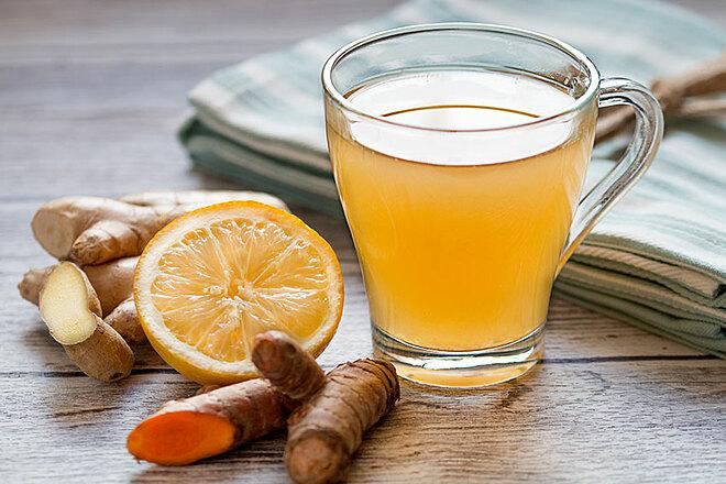 6 lợi ích khi uống trà gừng mỗi ngày - Hình 1