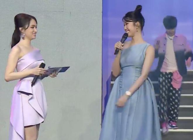 Netizen khủng bố sự kiện livestream khi Hương Giang làm MC: 30 phút quay toàn Thuý Ngân, zoom rõ nàng Hậu chỉ 2 lần và thả giận dữ liên tục - Hình 4