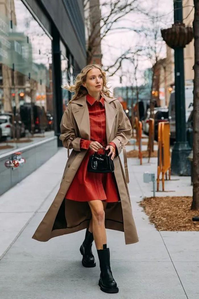 Xu hướng thời trang gây bão mùa đông 2020, ai mặc cũng sang - Hình 6