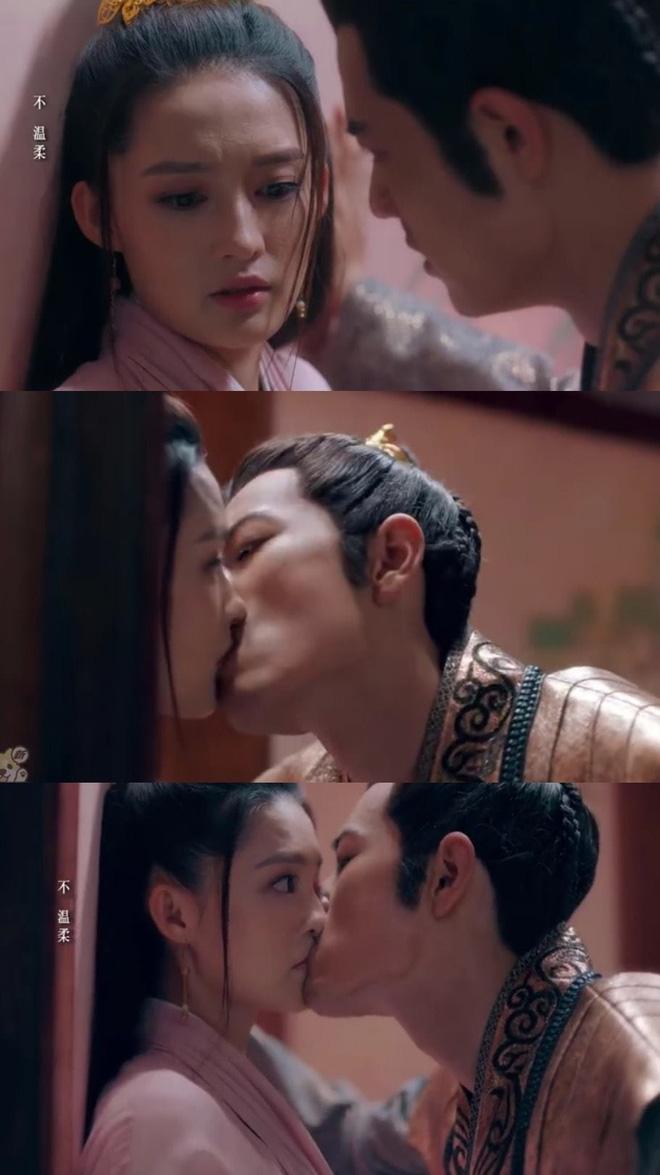 Bị Tiêu Chiến cưỡng hôn méo cả miệng, Lý Thấm vẫn thẫn thờ không cảm xúc ở Lang Điện Hạ - Hình 2