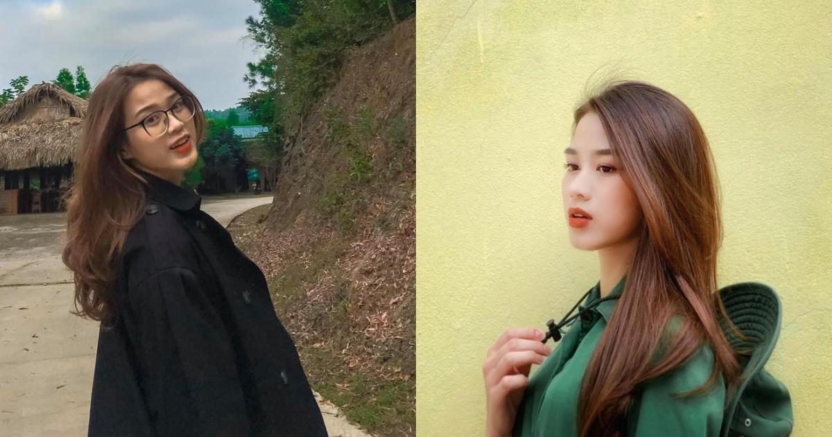 Ảnh đi làm nông giúp gia đình của Hoa hậu Đỗ Thị Hà