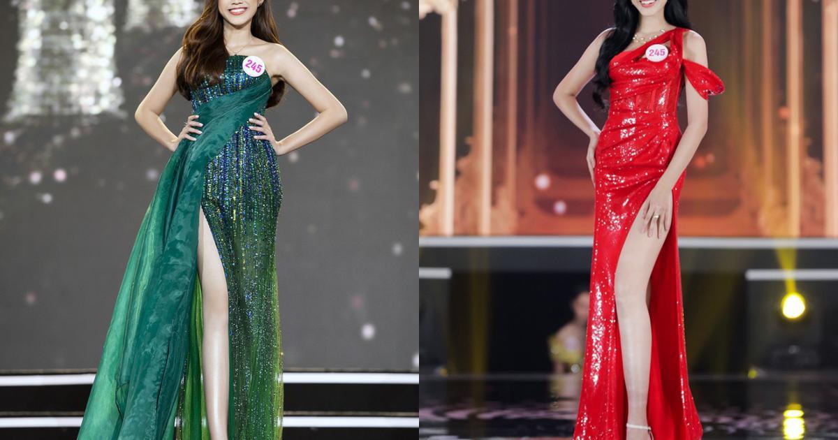 Tranh cãi số đo 3 vòng Tân Hoa hậu Việt Nam: 80-60-90 nhưng sao body trong ảnh thực tế sai quá sai thế này?