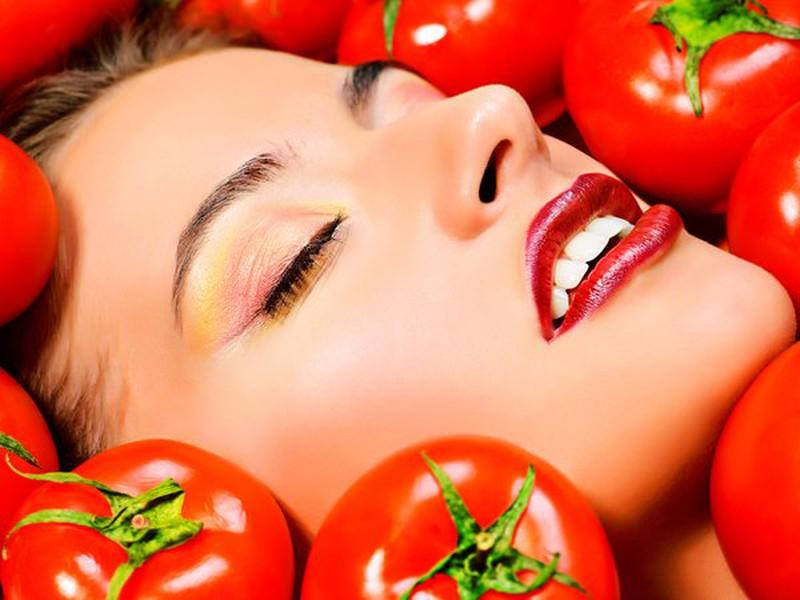 Tuyệt chiêu sử dụng cà chua để làm đẹp da và tóc - Hình 2