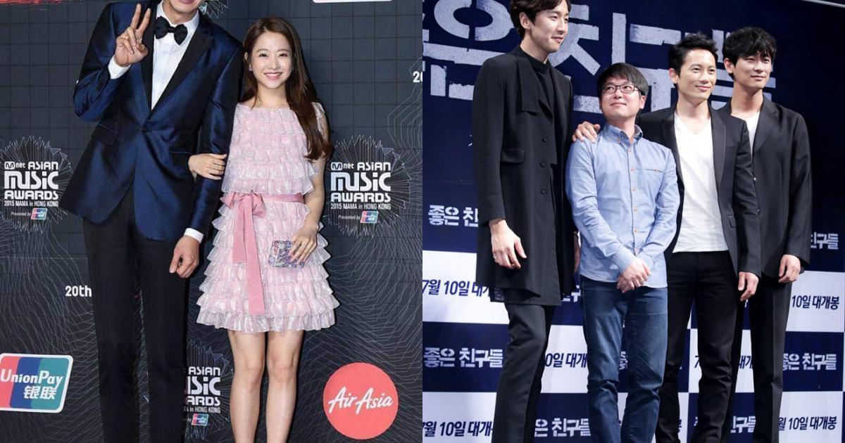 """Cả Kbiz bỗng bé lại khi Lee Kwang Soo xuất hiện: Song Joong Ki, D.O. (EXO) bị """"dìm"""" thê thảm, Park Bo Young đi guốc cả tấc vẫn… tí hon"""
