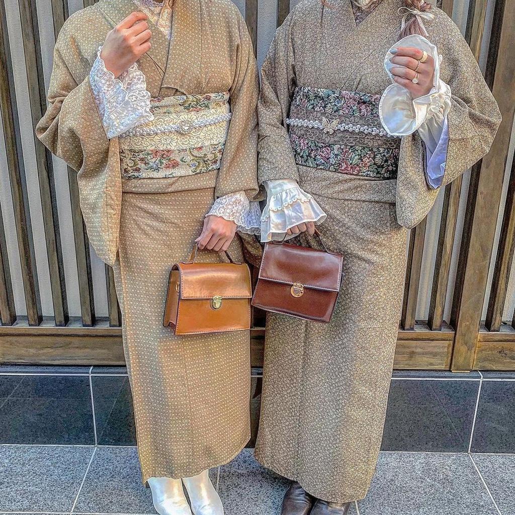 Trào lưu mặc kimono cách tân theo phong cách châu Âu - Hình 6