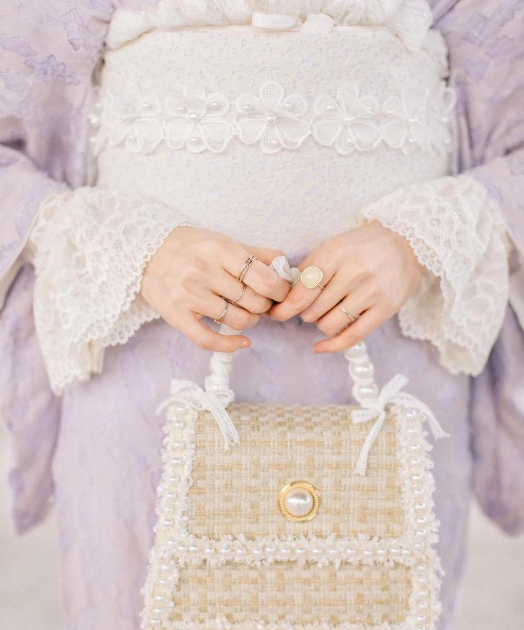 Trào lưu mặc kimono cách tân theo phong cách châu Âu - Hình 10