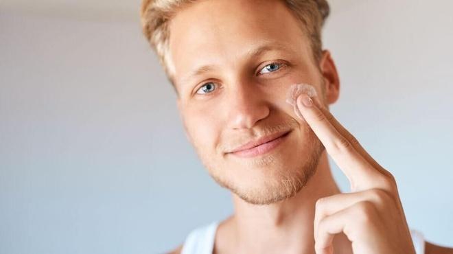 7 mẹo giúp da phái mạnh không bị rát sau cạo râu - Hình 8
