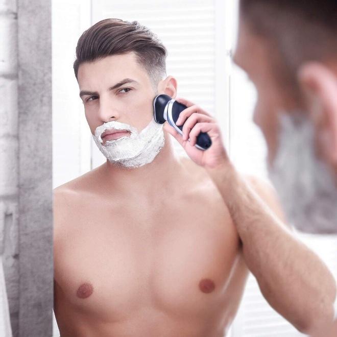 7 mẹo giúp da phái mạnh không bị rát sau cạo râu - Hình 2