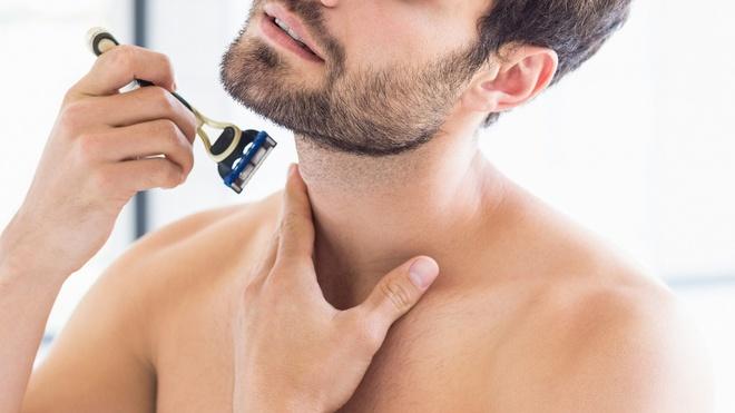 7 mẹo giúp da phái mạnh không bị rát sau cạo râu - Hình 3