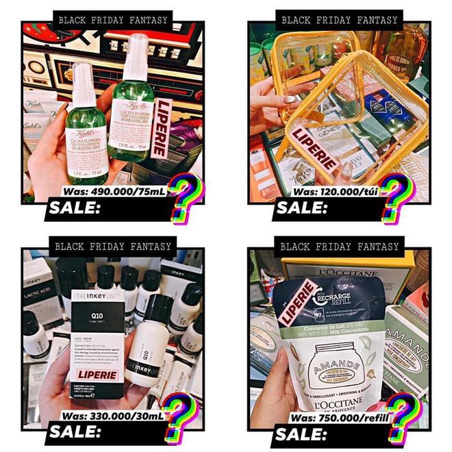 Shop mỹ phẩm xách tay sale rần rần: Đồ bình dân lẫn hi-end đều có giá iu chị em nhanh quẹo lựa - Hình 13