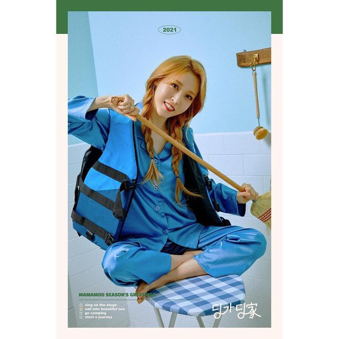 1001 gợi ý tóc tết của idol Hàn, toàn kiểu đơn giản mà lại nâng điểm phong cách ra phết! - Hình 10