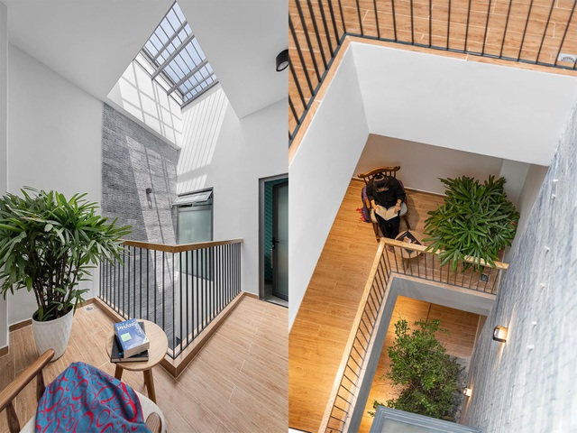 Nhà trong hẻm lột xác thành không gian sống vạn người mê ở Sài Gòn - Hình 10