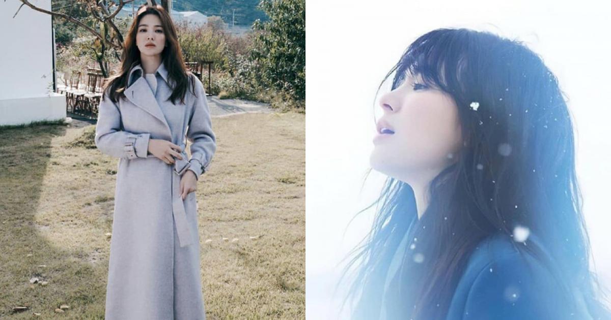 Dân mạng truyền tay bức hình hiếm hoi thời học sinh của Song Hye Kyo, nhan sắc quả thực không thể đùa được