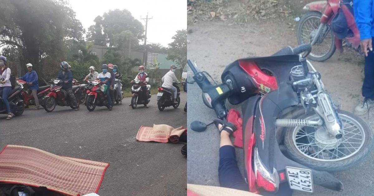 Hai học sinh tử vong trên đường đến trường