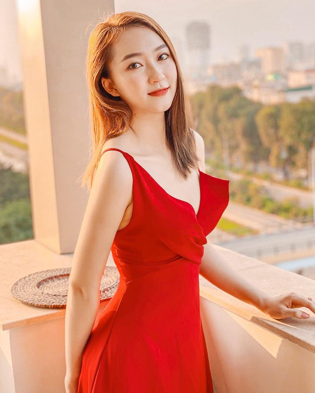 Kim Trà My nhịn ăn gián đoạn để thi Hoa hậu Việt Nam - Hình 4