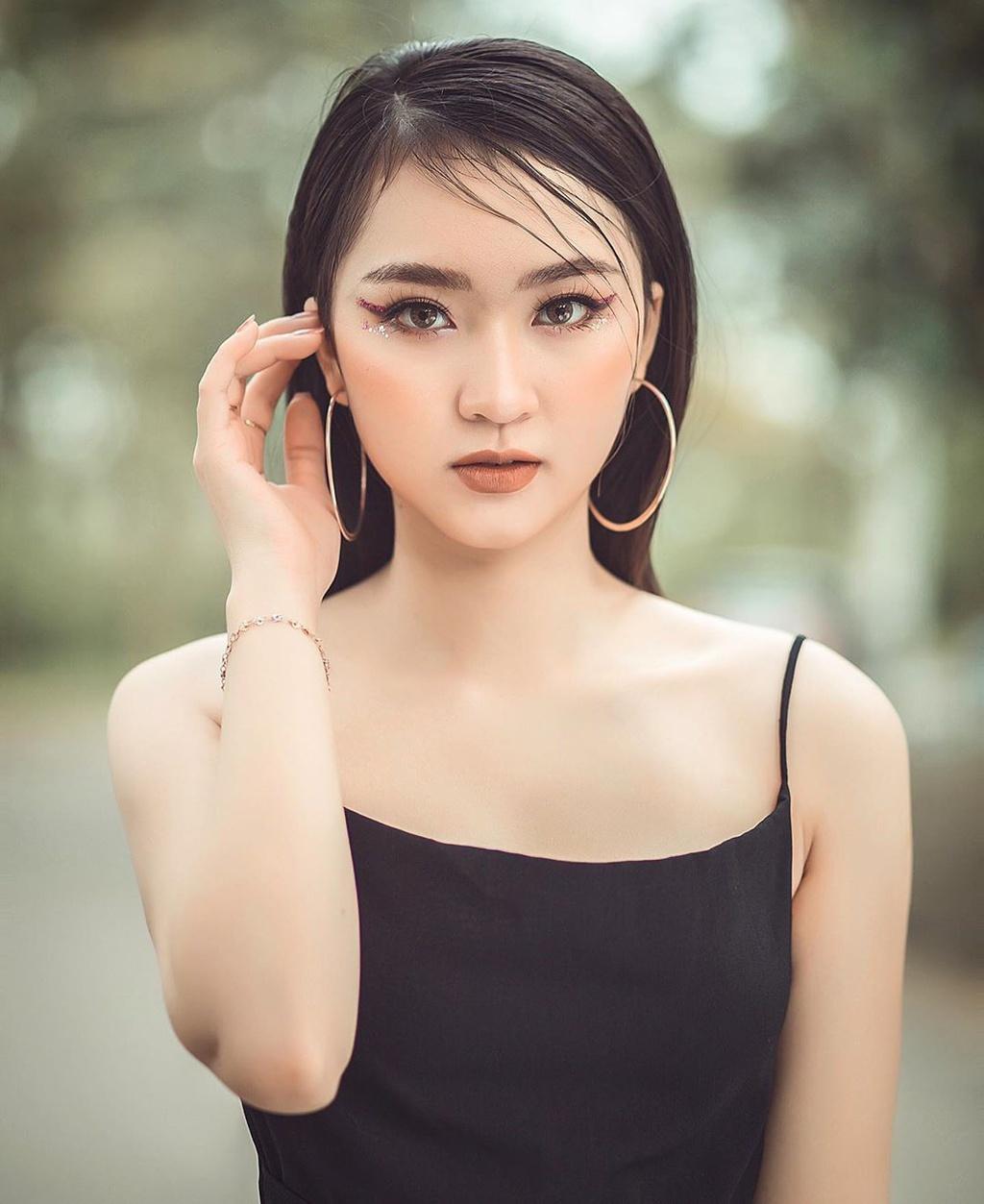 Kim Trà My nhịn ăn gián đoạn để thi Hoa hậu Việt Nam - Hình 9