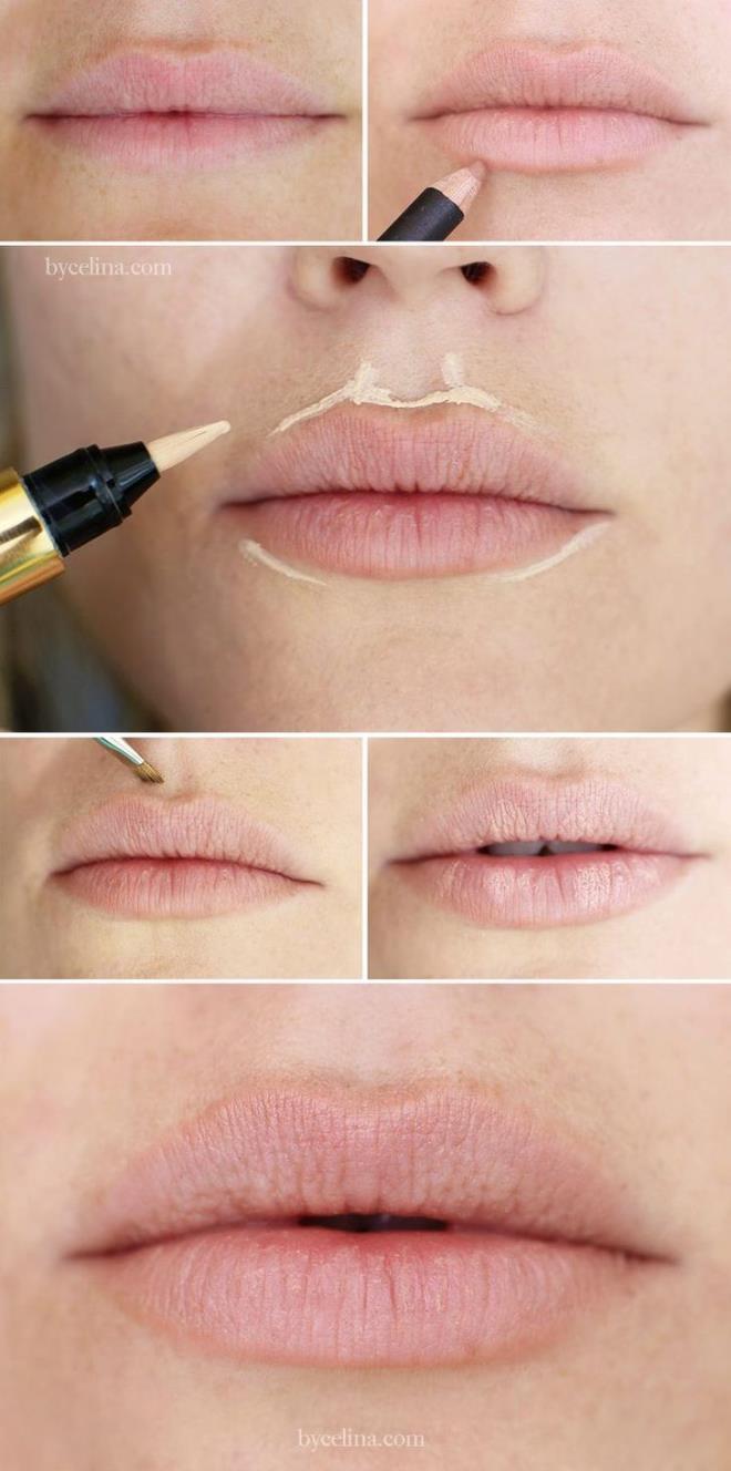 10 mẹo đơn giản để có đôi môi đầy đặn, quyến rũ - Hình 5