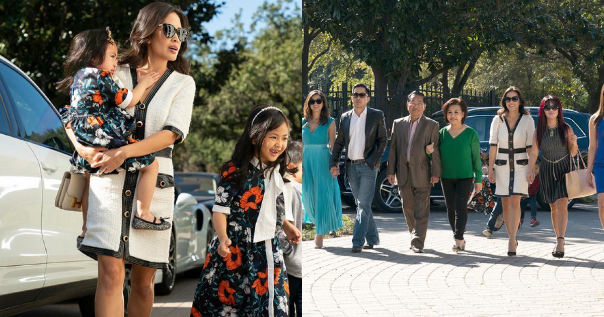 Gia đình gốc Việt siêu giàu tại Mỹ được Hollywood làm phim tài liệu, drama bể đầu cứ tưởng Gái Già Lắm Chiêu!