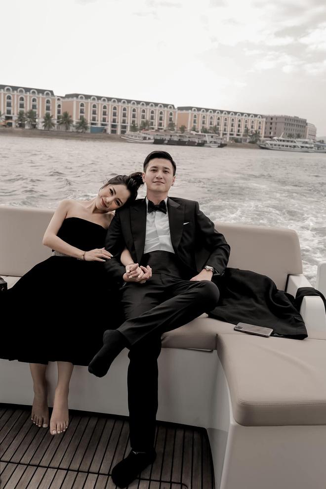 HOT: Diễn viên Huỳnh Anh công khai hẹn hò MC VTV, hoá ra là single mom hơn anh 6 tuổi - Hình 3