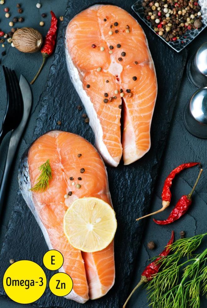 Những thực phẩm chống lão hóa, mang lại làn da rạng rỡ - Hình 1