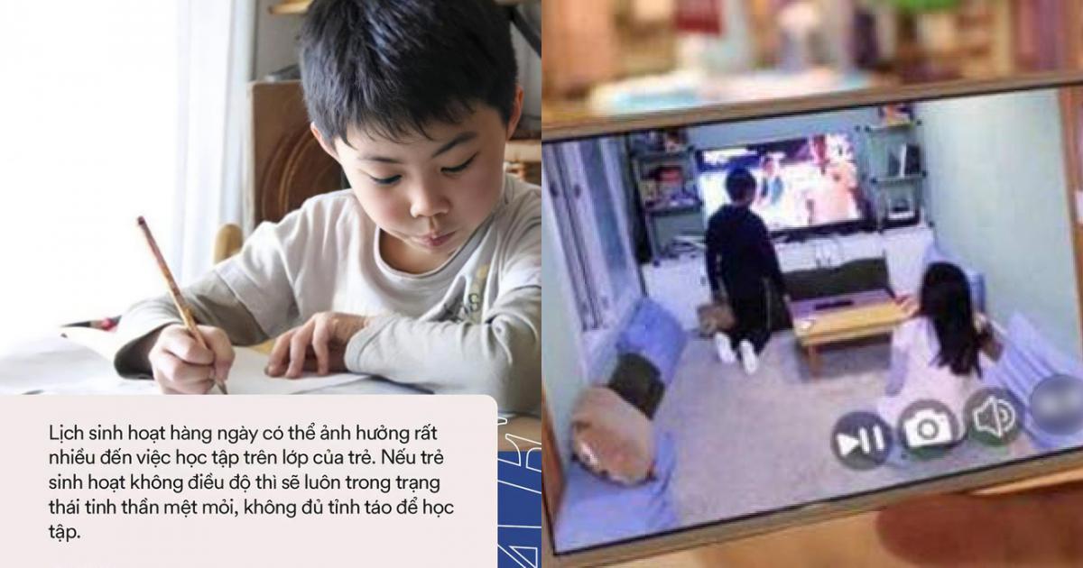 Từ ngày có cô giúp việc mới, con trai tối nào cũng đòi đi ngủ sớm, bố mẹ sinh nghi lắp camera, xem xong thưởng nóng gần 20 triệu