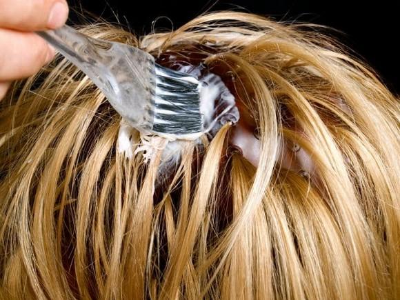 Nhuộm hóa chất và 7 điều tồi tệ bạn tự làm hư hại mái tóc của mình - Hình 4