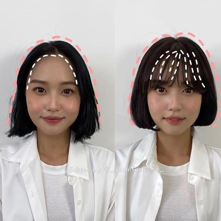 Hội mê làm đẹp nhất định phải biết đọc vị kiểu mái cho khuôn mặt, giúp thăng hạng nhan sắc mà không cần son phấn - Hình 4