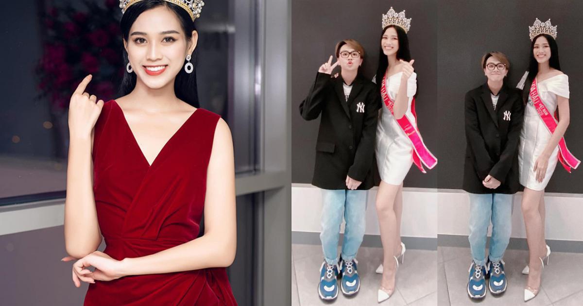 """Sau sự cố bị """"dìm hàng"""", Hoa hậu Đỗ Thị Hà công khai clip hậu trường lột xác: Make up Tây """"sắc như dao"""", thần thái ngút ngàn!"""