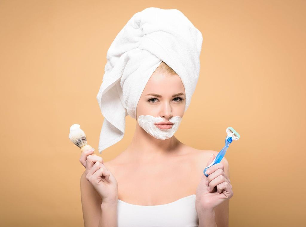 7 bí quyết giúp da không bị rát khi cạo lông - Hình 2